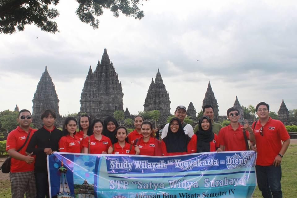 Study Wilayah Bina Wisata Jogja Dieng 2016 di Prambanan Yogyakarta